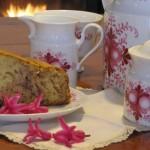 Torta variegata alla marmellata