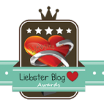 Premio Liebster blog Awards