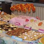 Buffet della Peppa Pig per Margherita