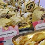 """Rotoli di piadine e…premio """"los mejores blogs"""""""