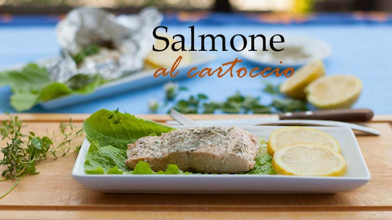 salmone al cartoccio blog