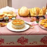 Mini-buffet autunnale per il mio compleanno!