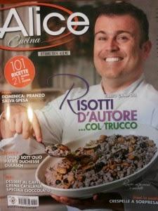 Alice cucina numero di ottobre 2014 la casa del for Alice cucina ricette