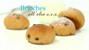 brioches all'olio