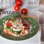 Panzanella toscana di casa mia