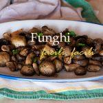 Funghi facili, facili