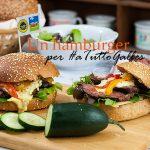 Hamburger integrale per #aTuttoGalles