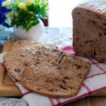 Pan brioche al cioccolato con mdp