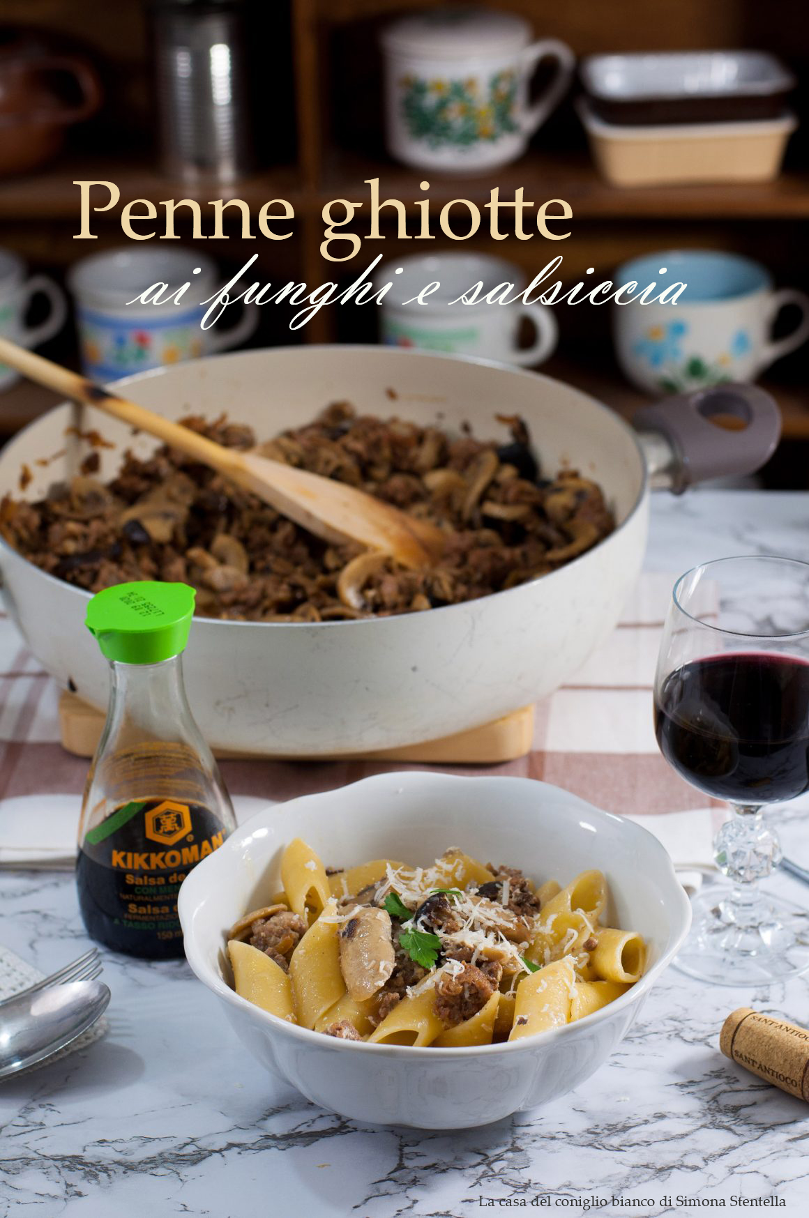 penne ghiotte