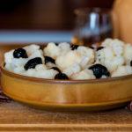 Cavolfiore ripassato con le olive