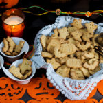 Biscotti all'anice di Halloween