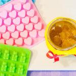 Caramelle morbide senza zucchero
