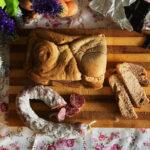 Pan di Pasqua dolce senza glutine