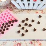 Finti cioccolatini di carrube